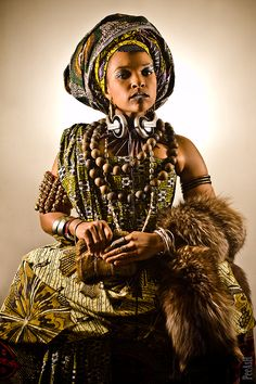 African Queen II Photography