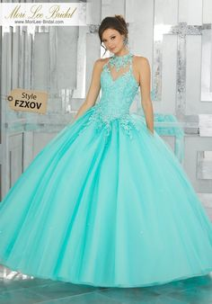 Pretty quinceanera mori lee valencia dresses, 15 dresses, and vestidos de quinceanera. We have turquoise quinceanera dresses, pink 15 dresses, and custom Quinceanera Dresses! Turquoise Quinceanera Dresses, Pretty Quinceanera Dresses, Prom Dresses, Quinceanera Decorations, Sweet 15 Dresses, Pretty Dresses, Beautiful Dresses, Awesome Dresses, Tulle Ball Gown