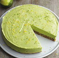 Raw avocado super-cake recipe taken from Honestly Healthy Cleanse by Natasha Corrett - hellomagazine.com