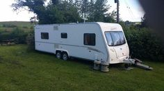 Baileys Senator 5 Louisiana 2007 Twin Axle 4 Berth Caravan For Sale in Ripon, North Yorkshire