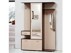 Furniture Dressing Table, Dressing Table Design, Hall Furniture, Furniture Design, Simple Bedroom Design, Wardrobe Design Bedroom, Foyer Design, Single Door Wardrobe, Wardrobe Closet