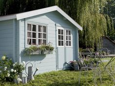 1000 images about abris de jardin en bois on pinterest for Cabane de jardin en bois leroy merlin
