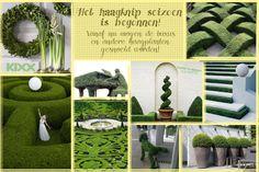 Het haagknip seizoen is begonnen. Draag de juiste #handschoenen #tuin #gloves #garden www.kixx-safety.nl