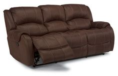 Flexsteel Furniture: Reclining Sofas: Pure ComfortDouble Reclining Sofa (1549-62)