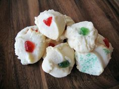 My family recipe for Whipped Shortbread. Melt in your mouth,buttery delights for Christmas! #christmas