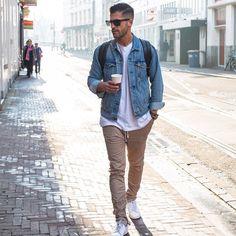 profanenyc:  Strollin through the streets.  __________ #kostawilliams by kosta_williams