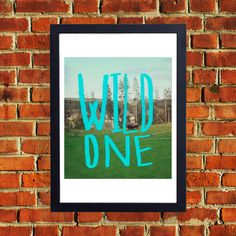 Wild One Art - East End Prints - be inspired to go wild!