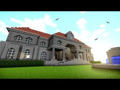 6 Great House Designs U0026 Ideas!   Minecraft