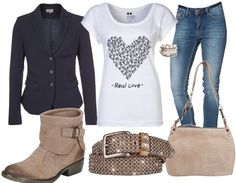 Stoer - Casual Outfit - stylefruits.nl