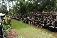 University of North Carolina Pembroke Undergraduate Spring 2014 Commencement
