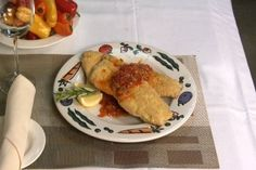 Cornmeal Crusted Trout with Caper-Cherry Pepper Pan Sauce - Northern Michigan's News Leader