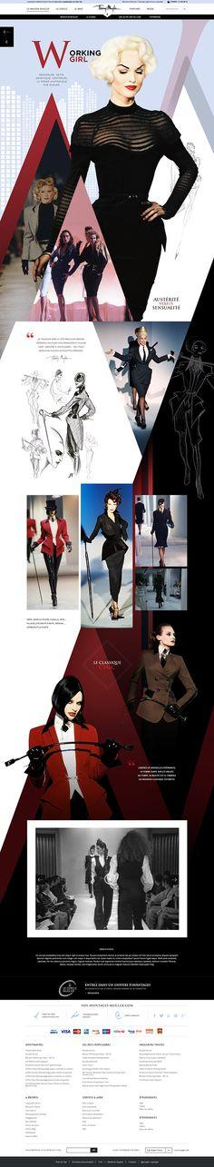 Thierry mugler heritage Web Design Parfum