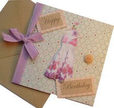 Birthday Card | wowthankyou.co.uk £2.00