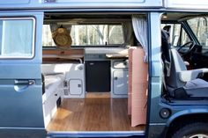 GoWesty Camper Products - parts supplier for VW Vanagon, Eurovan, and Bus
