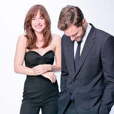 Dakota and I are going to be friends for life. - Jamie Dornan #FiftyShades