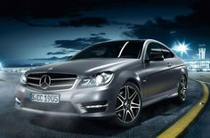 Mercedes-Benz C-Class AMG Sport Package