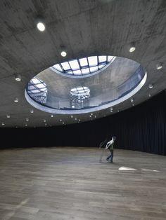 Gallery of Cultural Center of EU Space Technologies / Dekleva Gregoric Arhitekti + SADAR + VUGA + OFIS architects + Bevk Perovic Arhitekti - 18