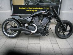 2016 3 Heckfender fuer Victory Hammer S und 8 Ball von Big Bike Nr 1 Custom Victory Motorcycles, Cars And Motorcycles, Victory Hammer, Victory Vegas, Harley Davidson Scrambler, Motorbikes, Victorious, Cycling, White Meat