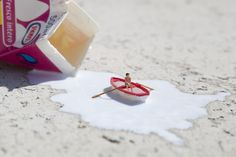 London-based artist Slinkachu has been traveling all over Europe this year, making a tiny imprint wherever he goes.