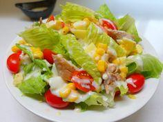 healthy delicious salads