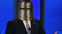 Ted Cruz Skyrockets In Polls After Head Permanently Sealed Within Iron Mask
