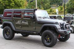 Jeep Wrangler Unlimited Snorkel - Bing Images