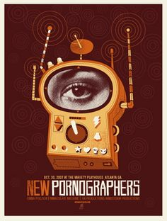 New Pornographers by Robert Lee