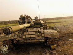 Syrian Army T-55AMV.