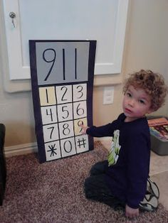 Learning about calling 911 in an emergency