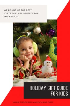 Holiday Gift Guide for all the kids. Holiday Gift Guide, Holiday Gifts, Holiday Decor, Christmas Presents, Christmas Ornaments, Kids, Xmas Gifts, Xmas Gifts, Young Children