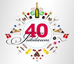 Jubileum 40 Jaar Werk