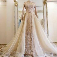 Super ideas for bridal hijab ideas muslim brides Muslim Wedding Gown, Kebaya Wedding, Muslimah Wedding Dress, Muslim Wedding Dresses, Dream Wedding Dresses, Bridal Dresses, Wedding Gowns, Muslim Brides, Wedding Hijab
