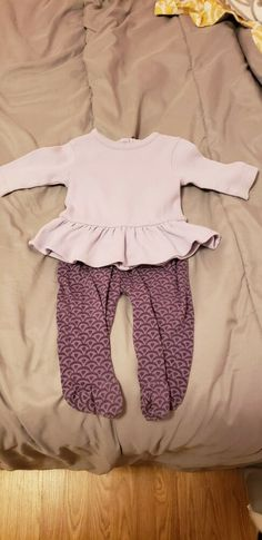 Outfits & Sets Nwt 6-9 Mos Rene Rofe Baby Girl 2 Piece Outfit Birds Pure White And Translucent Baby & Toddler Clothing