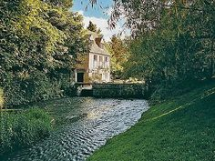 Capp Mill, Painswick in the Cotswolds