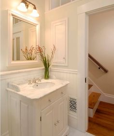 Decorative bathroom grille vent cover