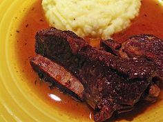 Pressure Cooker Short Ribs - Dad Cooks Dinner