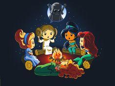 Get the black official Disney princess character t-shirt only at TeeTurtle! Disney Pixar, Disney Amor, Disney Star Wars, Disney Fan Art, Disney Girls, Disney And Dreamworks, Disney Animation, Disney Magic, Disney Movies