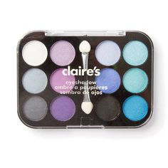 Hi Impact Eyeshadow Set | Claire's