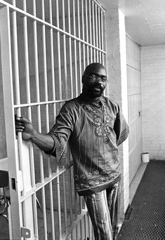 "Rubin ""Hurricane"" Carter, the former middle-weight boxer whose career came to a tragic halt upon being wrongly convicted and imprisoned for 19 years over a crime he didn't commit, died in his sleep Sunday. Rubin Carter, Rubin Hurricane Carter, Boxing History, Black Panther Party, Political Prisoners, Black History Facts, Sports Figures, World Of Sports, African American History"