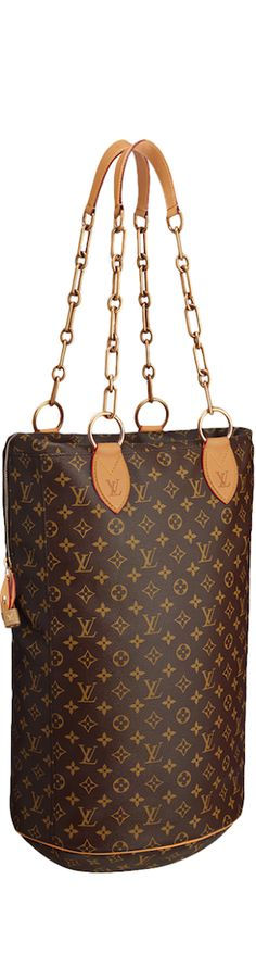 LOOKandLOVEwithLOLO~ Louis Vuitton Icon and Iconoclasts Collection. Punching Bag GM Karl Lagerfeld