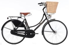 Though I don't love the color this is the bike I wish I could find, retro, rugged and functional, I want it all.