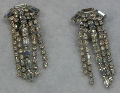 Earrings from the Titanic.