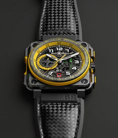 Bell & Ross présentera une BR171 RS17 pour la 7ème édition de Only Watch - Watch-it.be