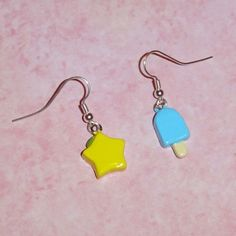 Whether you enjoy the sweet and salty taste of Sea Salt Ice Cream, the tart and tangy zing of a Paopu Fruit, or you're just a fan of Kingdom Hearts in general, you'll love this pair of fun, unique ear