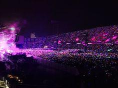 Coldplay Xylobands Bangkok