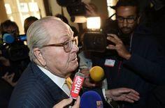 Jean-Marie Le Pen visé par une plainte du fisc pour fraude fiscale Check more at http://info.webissimo.biz/jean-marie-le-pen-vise-par-une-plainte-du-fisc-pour-fraude-fiscale/