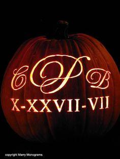 wedding-logo-pumpkin