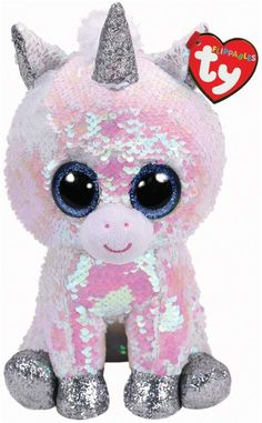 e43c3cdc25d Ty Uk Flippable Sequin Unicorn Toy Kids Beanies