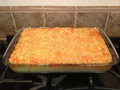 I grew up on funeral potatoes and to me they are the ultimate comfort food. In our house we eat these with any pot roast, turkey, or speci... (good ground beef recipes gluten free) Gluten Free Potluck, Gluten Free Breakfasts, Gluten Free Cooking, Gluten Free Recipes, Cooking Recipes, Gf Recipes, Easter Recipes, Holiday Recipes, Gluten Free Party Food