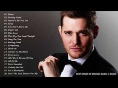 Album Songs, Music Albums, Music Music, Greatest Songs, Greatest Hits, Kinds Of Music, Music Is Life, Michael Buble Albums, The Heart Is Deceitful